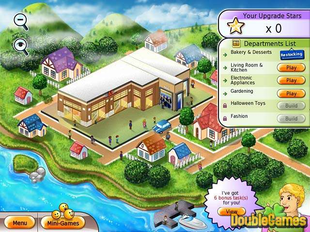 Free Download Shop-N-Spree: Family Fortune Screenshot 2