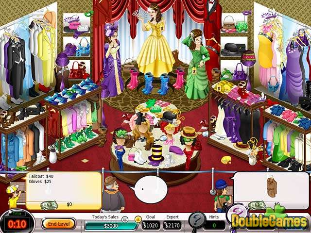 Free Download Shop-N-Spree: Family Fortune Screenshot 3
