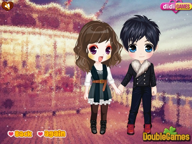 Free Download Smiling Couple Screenshot 3