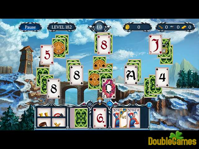 Free Download Solitaire Call of Honor Screenshot 2