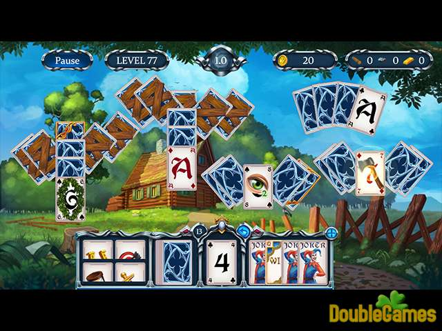 Free Download Solitaire Call of Honor Screenshot 3