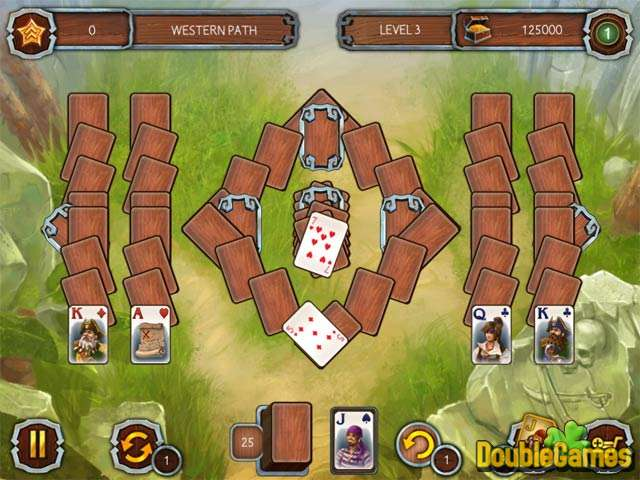 Free Download Solitaire Legend Of The Pirates 2 Screenshot 3