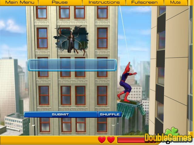 Free Download Spiderman 2 Web Of Words Screenshot 1