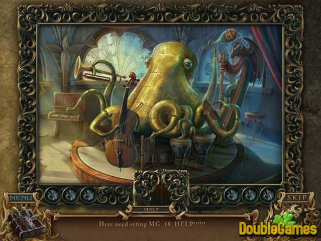 Free Download Spirits of Mystery: Amber Maiden Collector's Edition Screenshot 2