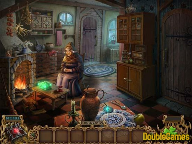 Free Download Spirits of Mystery: Amber Maiden Collector's Edition Screenshot 3