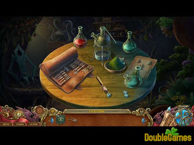 Free Download Spirits of Mystery: The Lost Queen Collector's Edition Screenshot 1
