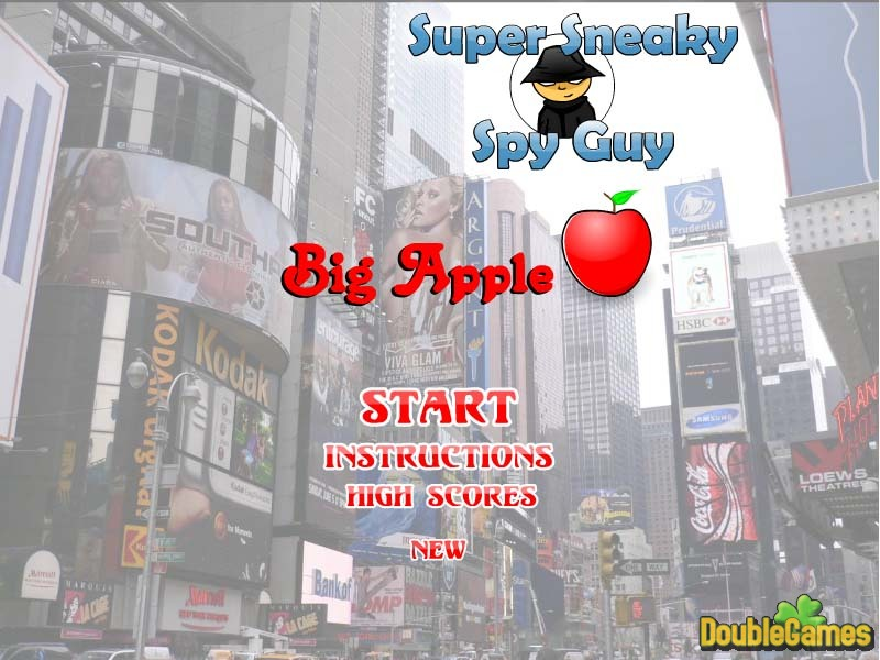 Free Download SSSG - Big Apple Screenshot 1