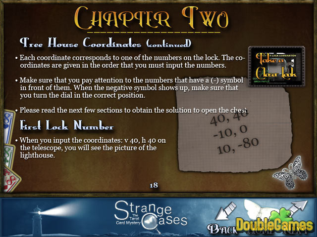 Free Download Strange Cases: The Tarot Card Mystery Strategy Guide Screenshot 2