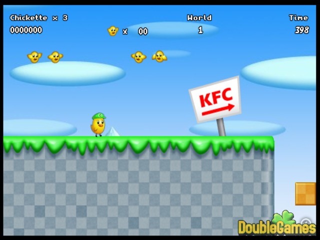 Free Download Super Chick Sisters Screenshot 2