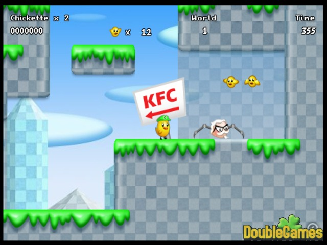Free Download Super Chick Sisters Screenshot 3