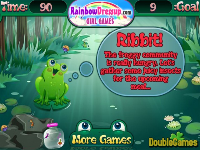 Free Download Swamp Frenzy Screenshot 2