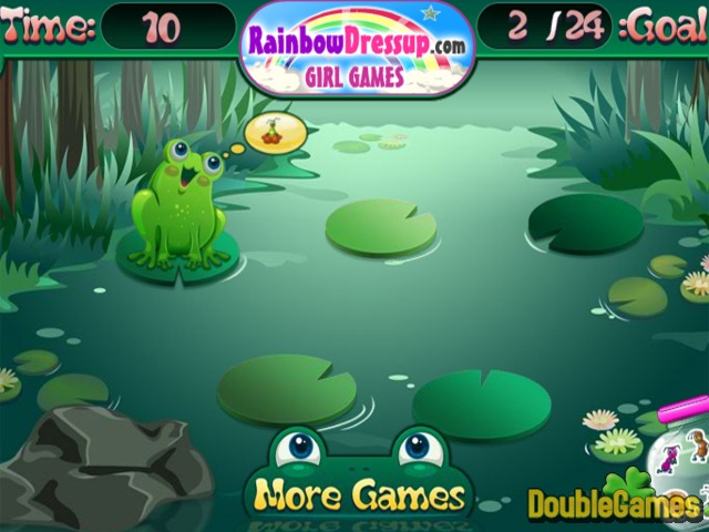 Free Download Swamp Frenzy Screenshot 3