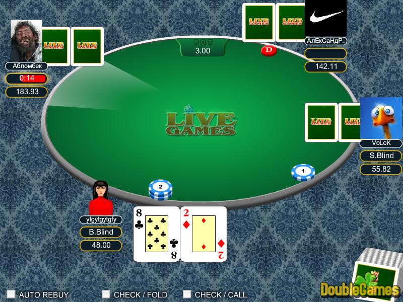 Покер дом телефон