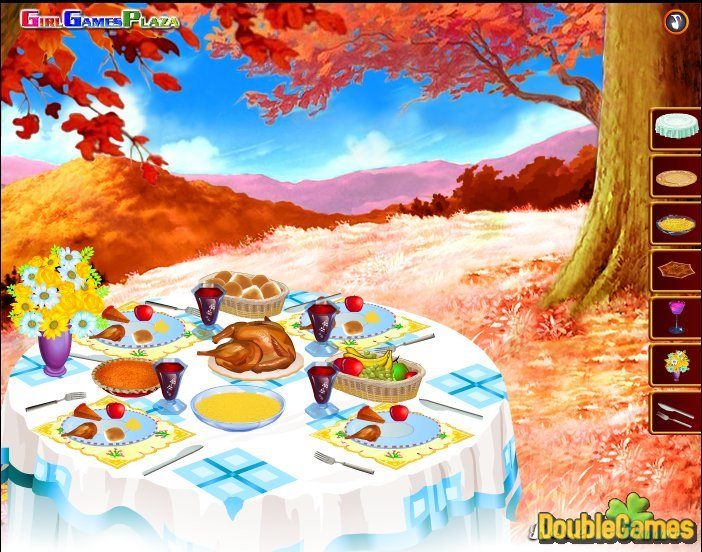Free Download Thanksgiving Party Screenshot 3