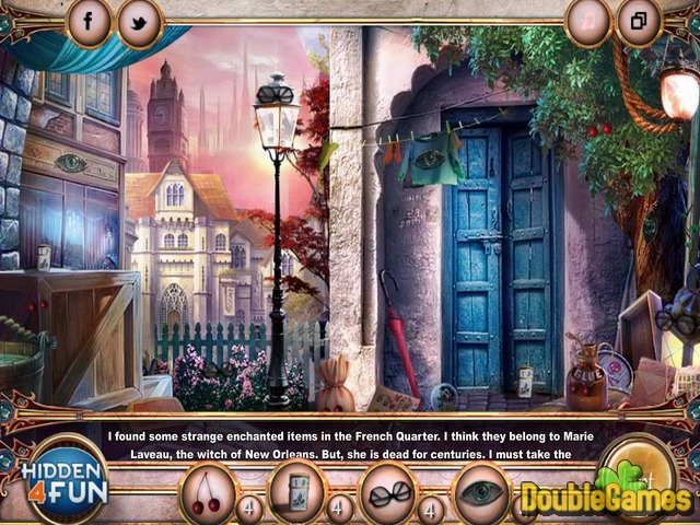 Free Download The Enchanted City Screenshot 3