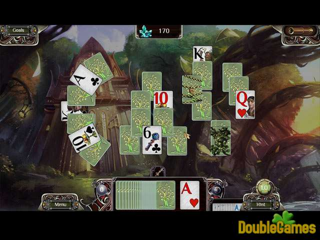 Free Download The Far Kingdoms: Sacred Grove Solitaire Screenshot 2