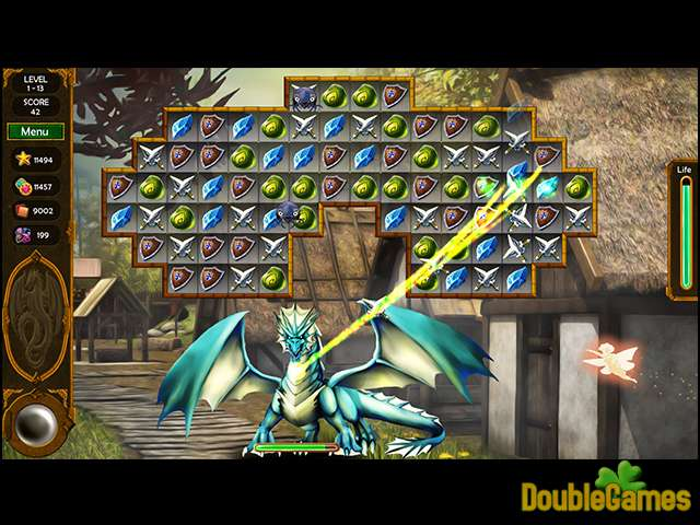 Free Download The Legend of Eratus: Dragonlord Screenshot 1