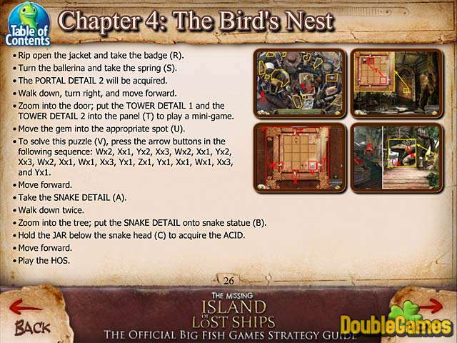 Скачать бесплатно The Missing: Island of Lost Ships Strategy Guide скриншот 3