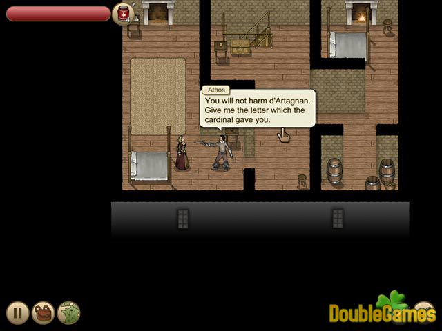 Free Download The Three Musketeers: Milady's Vengeance Screenshot 1