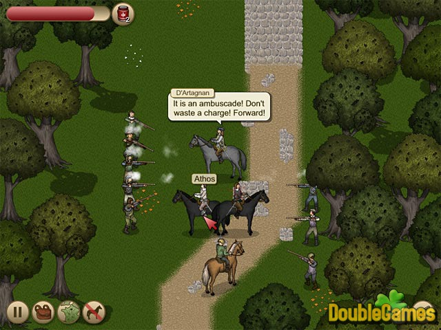 Free Download The Three Musketeers: Queen Anne's Diamonds Screenshot 1