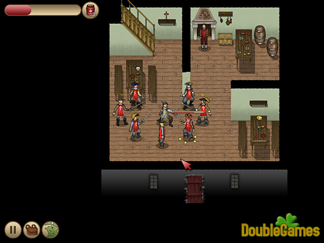Free Download The Three Musketeers: Queen Anne's Diamonds Screenshot 2