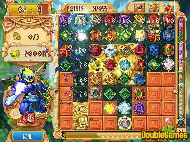 Free Download The Treasures of Montezuma 5 Screenshot 1