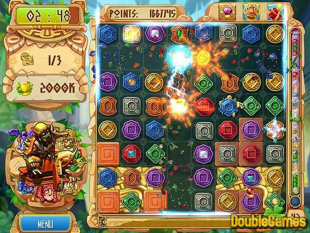Free Download The Treasures of Montezuma 5 Screenshot 2