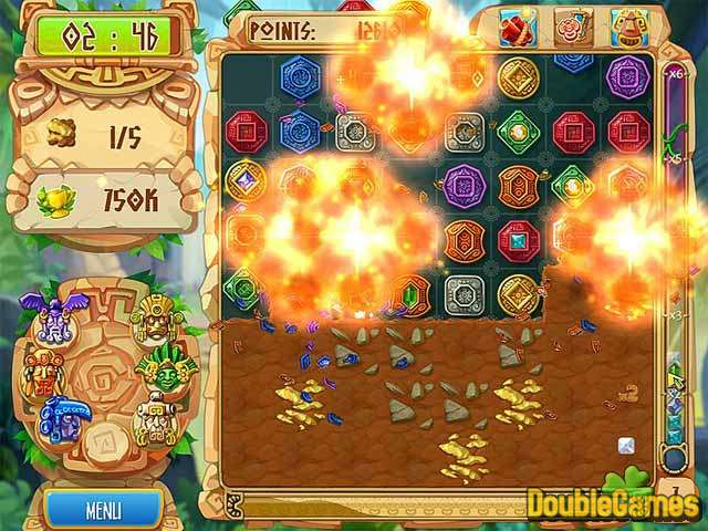 Free Download The Treasures of Montezuma 5 Screenshot 3