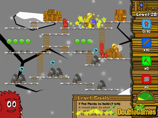 Free Download The Tribloos 2 Screenshot 2