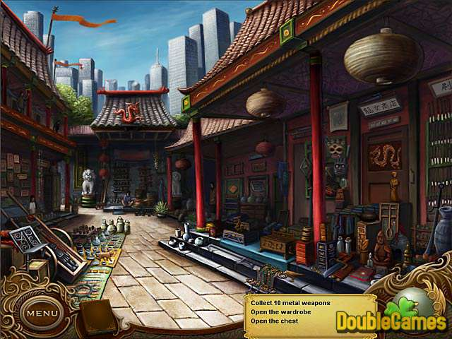 Free Download Tiger Eye: Curse of the Riddle Box Screenshot 1