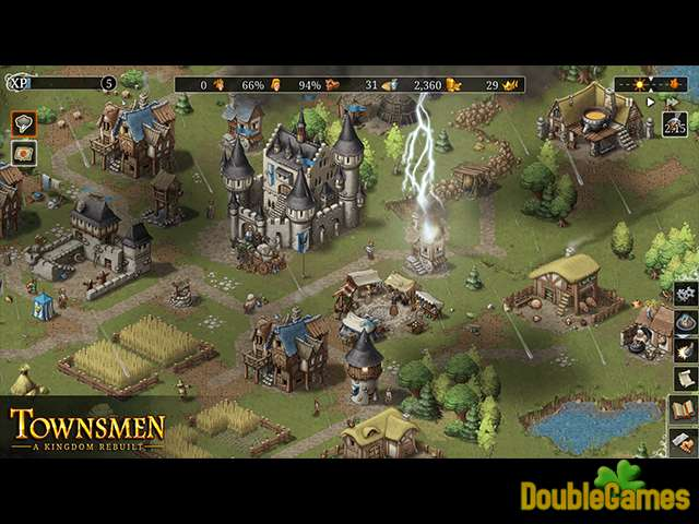 Free Download Townsmen: A Kingdom Rebuilt Screenshot 1