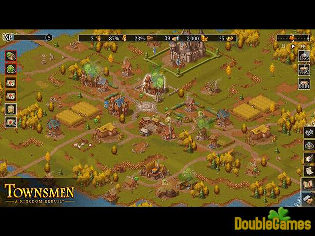 Free Download Townsmen: A Kingdom Rebuilt Screenshot 3