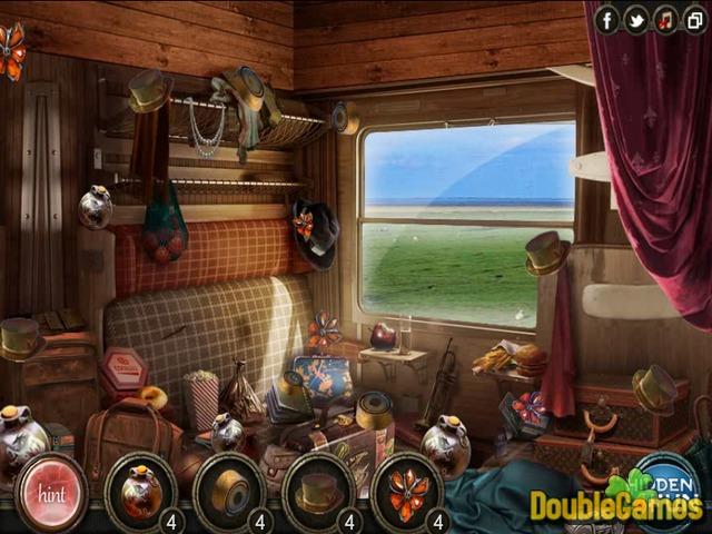 Игры поиск предметов на полный экран