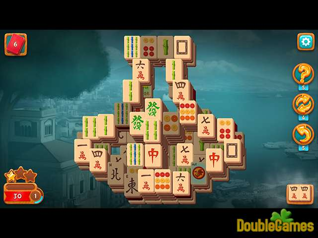 Free Download Travel Riddles: Mahjong Screenshot 1