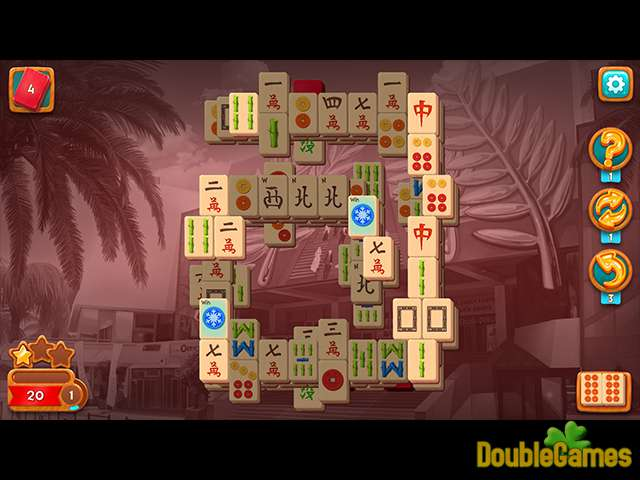 Free Download Travel Riddles: Mahjong Screenshot 2