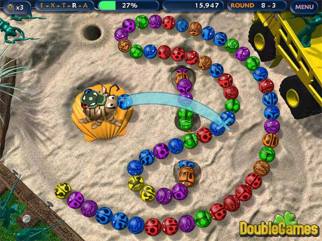 Free Download Tumble Bugs Screenshot 1