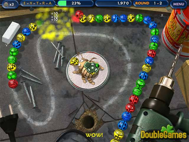 Free Download Tumble Bugs Screenshot 3