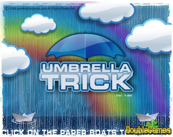 Free Download Umbrella Trick Screenshot 2