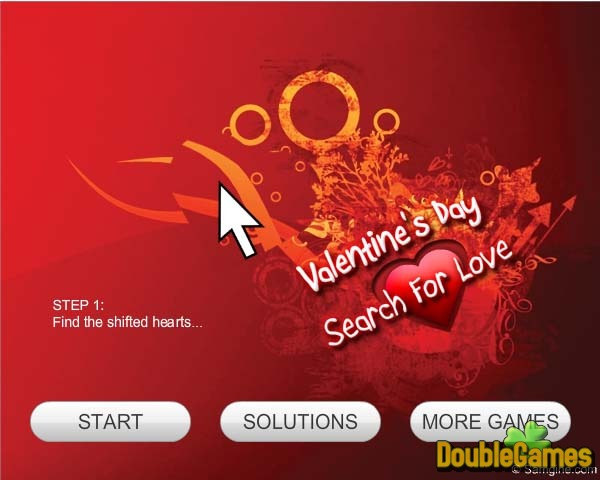 Free Download Valentine's Day: Search For Love Screenshot 1