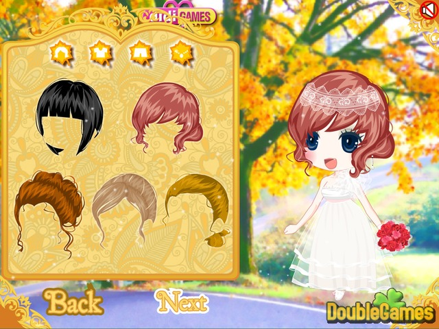 Free Download Wedding In Golden Autumn Screenshot 1
