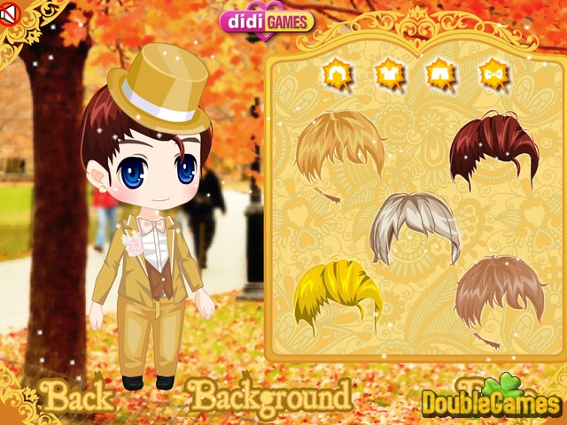 Free Download Wedding In Golden Autumn Screenshot 2