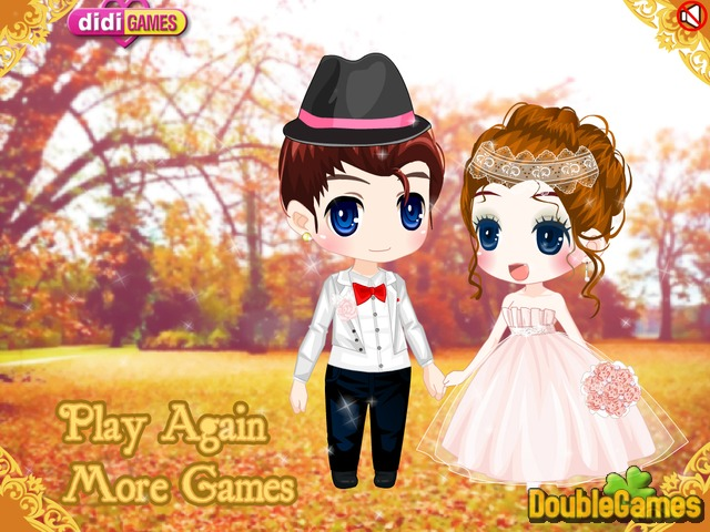 Free Download Wedding In Golden Autumn Screenshot 3