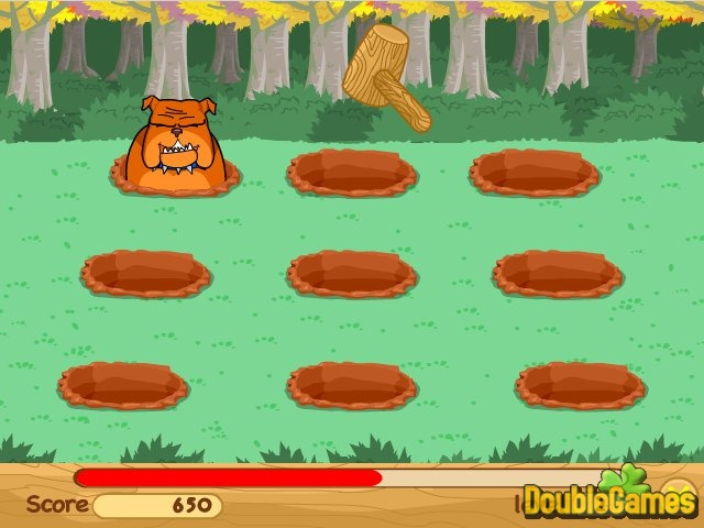 Free Download Whack a Monster Screenshot 1