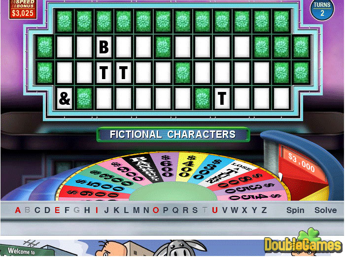 Download wheel fortune game