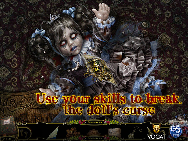 Free Download Whisper Of Fear: The Cursed Doll Screenshot 3