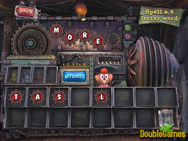 Free Download Word Whomp Underground Screenshot 3