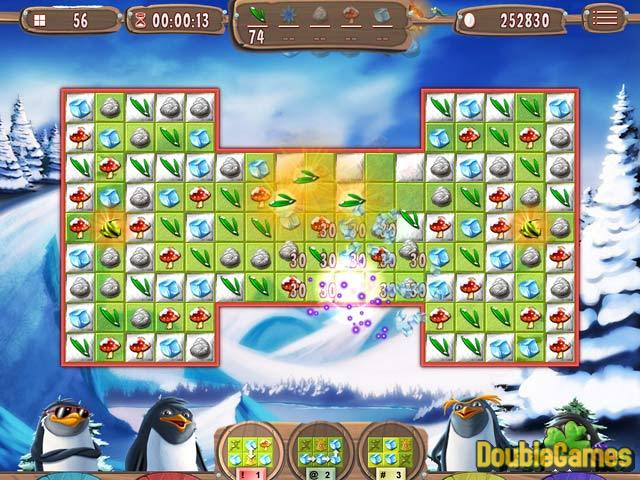 Free Download Yeti Quest: Crazy Penguins Screenshot 2