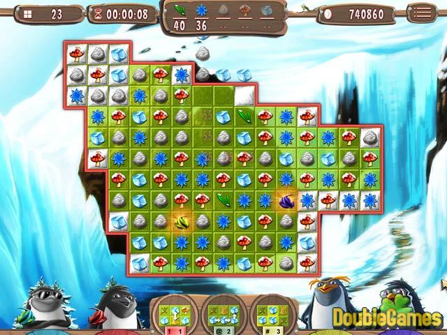 Free Download Yeti Quest: Crazy Penguins Screenshot 3