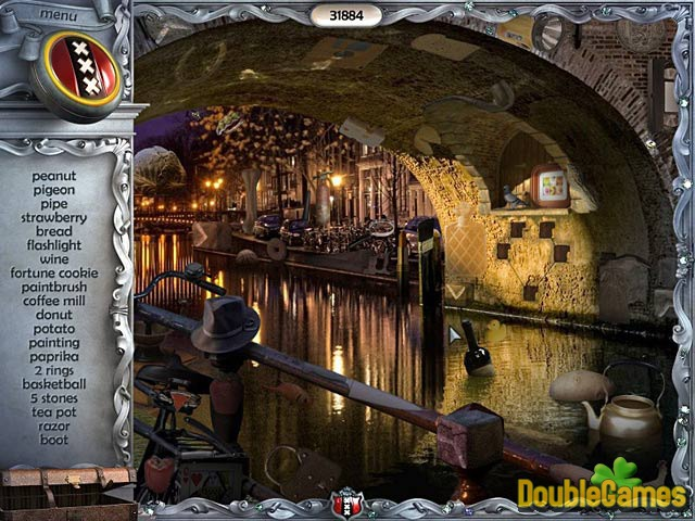 Free Download Youda Legend: The Curse of the Amsterdam Diamond Screenshot 3