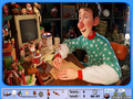 Скачать бесплатно Arthur's Christmas. Hidden Objects скриншот 3